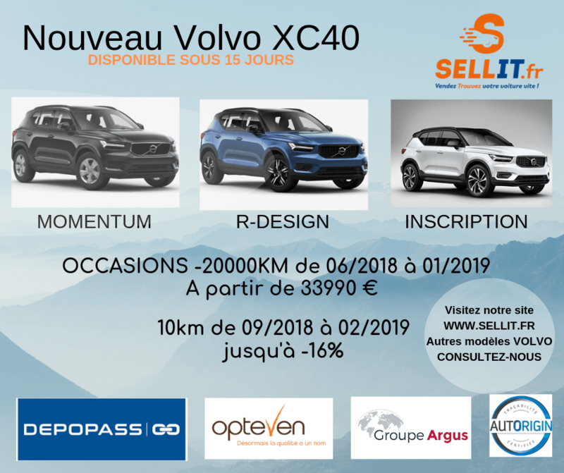 offre volvo xc40